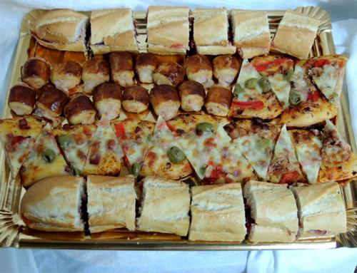 Las mejores bandejas dulces y saladas para acontecimientos
