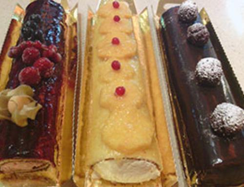 Brazo de gitano, el pastel más popular