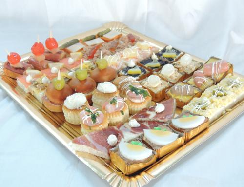 Los mejores caterings para bodas y eventos