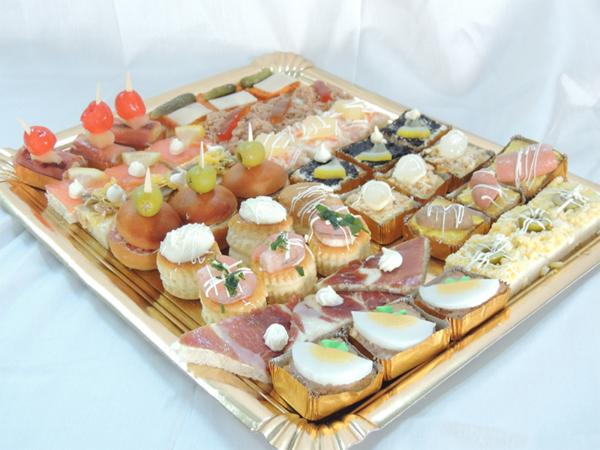 caterings para bodas y eventos