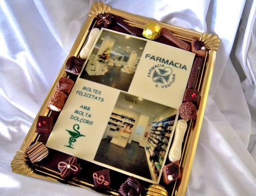 ¿Es el chocolate un buen regalo para bodas?