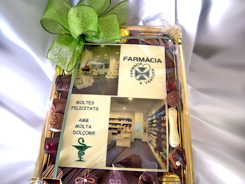 Pastisseria La Palma-Foto de xocolata