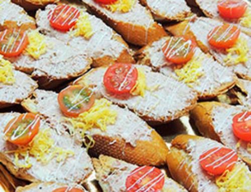 Catering Barcelona: opcions de menjar a domicili