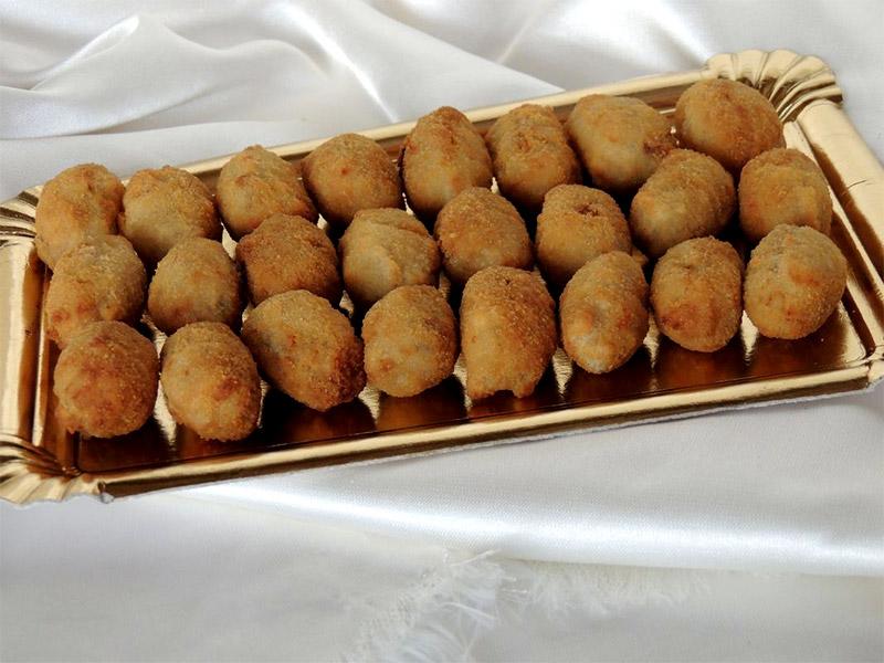 Pastelería La Palma-Croquetas mini