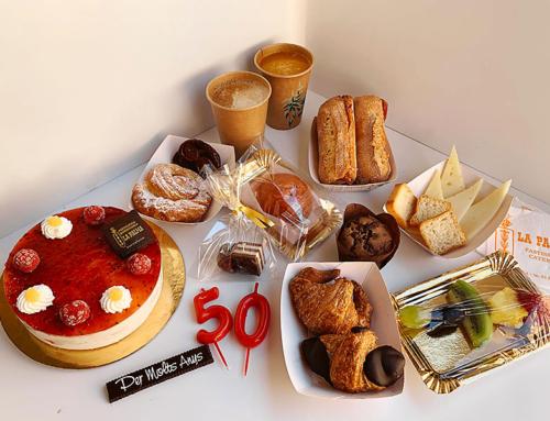 Esmorzar d'aniversari