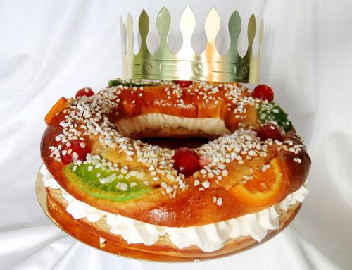 Los mejores roscones de Reyes de Barcelona