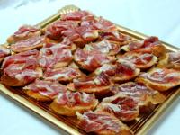 Pastelería La Palma-Montaditos de Jamón Serrano