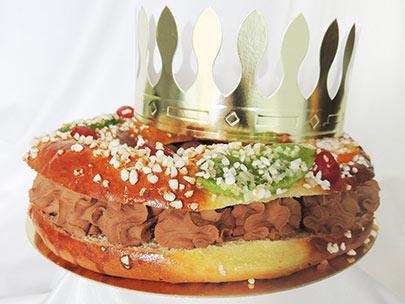 la-tarta-de-navidad-más-típica-en-Barcelona